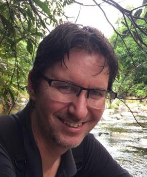 Photo of Dr. Matt Barrett